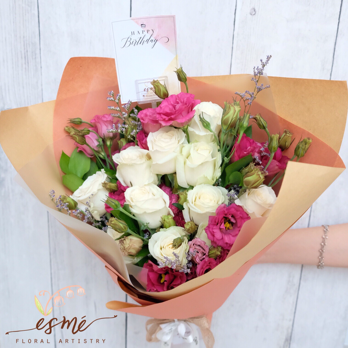 Flower Bouquet by Esme Floral Artistry - 009