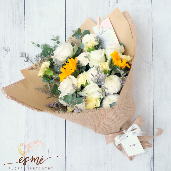 Flower Bouquet by Esme Floral Artistry - 010