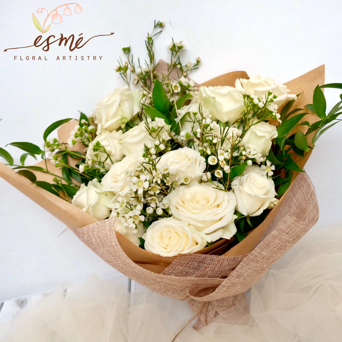 Flower Bouquet by Esme Floral Artistry - 014