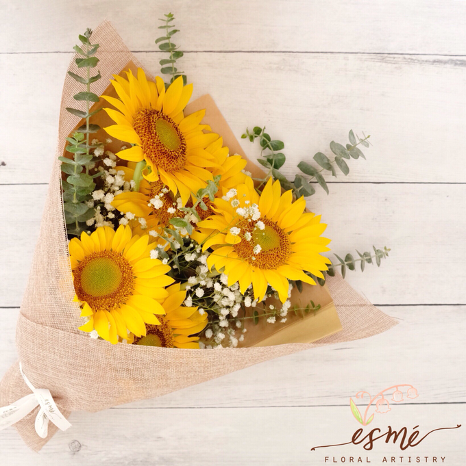 Flower Bouquet by Esme Floral Artistry - 015