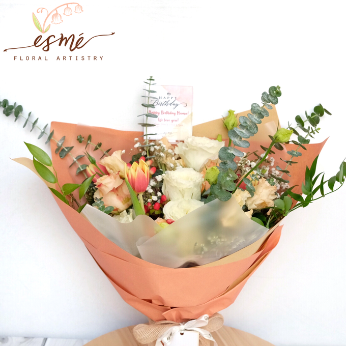 Flower Bouquet by Esme Floral Artistry - 016