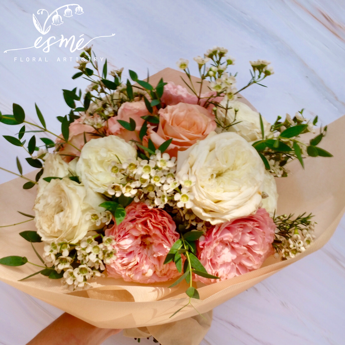 Flower Bouquet by Esme Floral Artistry - 017