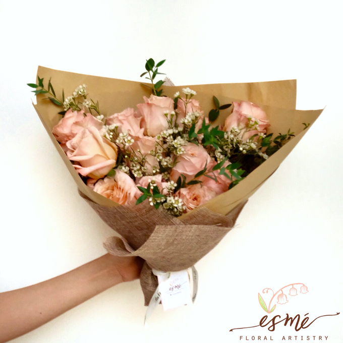 Flower Bouquet by Esme Floral Artistry - 018