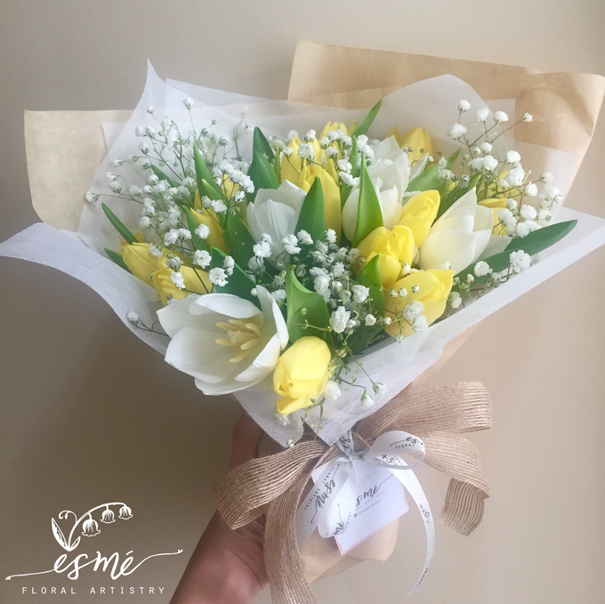 Flower Bouquet by Esme Floral Artistry - 019
