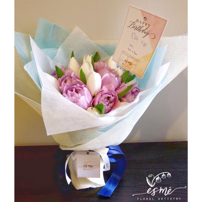 Flower Bouquet by Esme Floral Artistry - 020