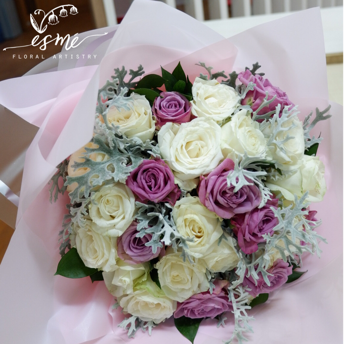 Flower Bouquet by Esme Floral Artistry - 022