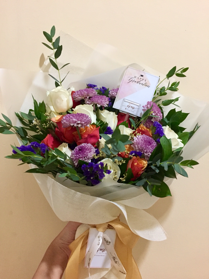 Flower Bouquet by Esme Floral Artistry - 021