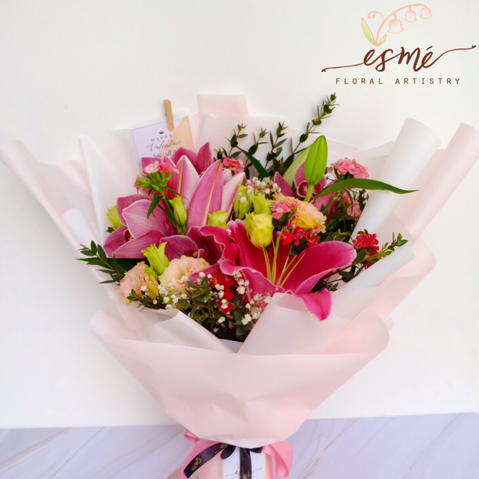 Flower Bouquet by Esme Floral Artistry - 023