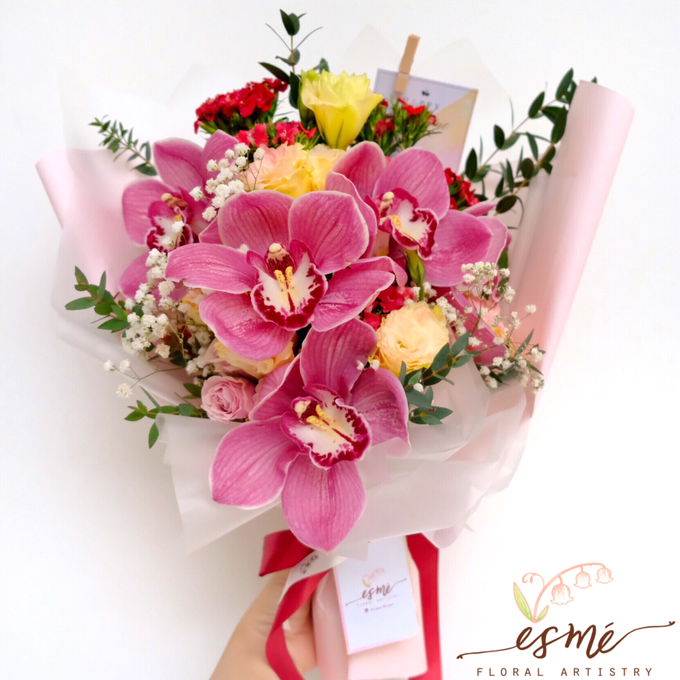 Flower Bouquet by Esme Floral Artistry - 024