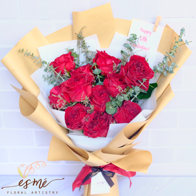Flower Bouquet by Esme Floral Artistry - 025