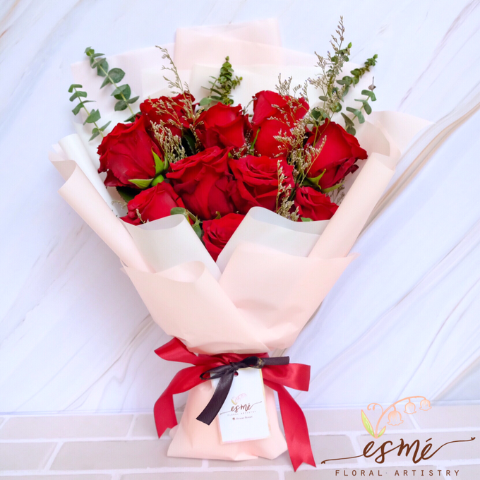 Flower Bouquet by Esme Floral Artistry - 026