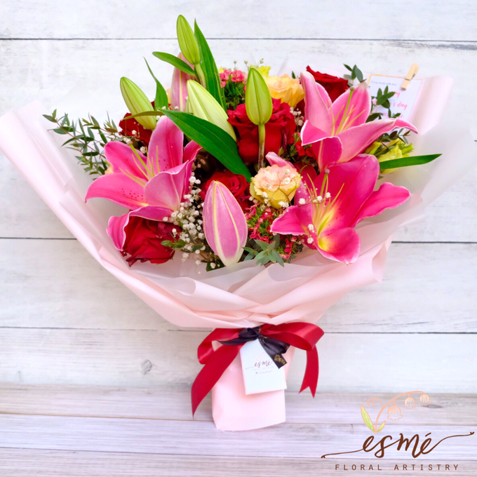 Flower Bouquet by Esme Floral Artistry - 027