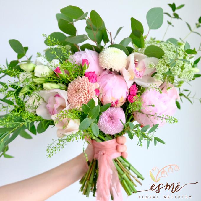 Bridal Bouquet by Esme Floral Artistry - 024