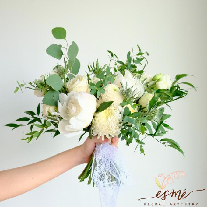 Bridal Bouquet by Esme Floral Artistry - 026