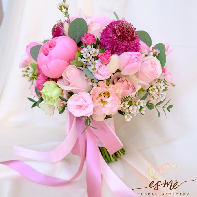Bridal Bouquet by Esme Floral Artistry - 031
