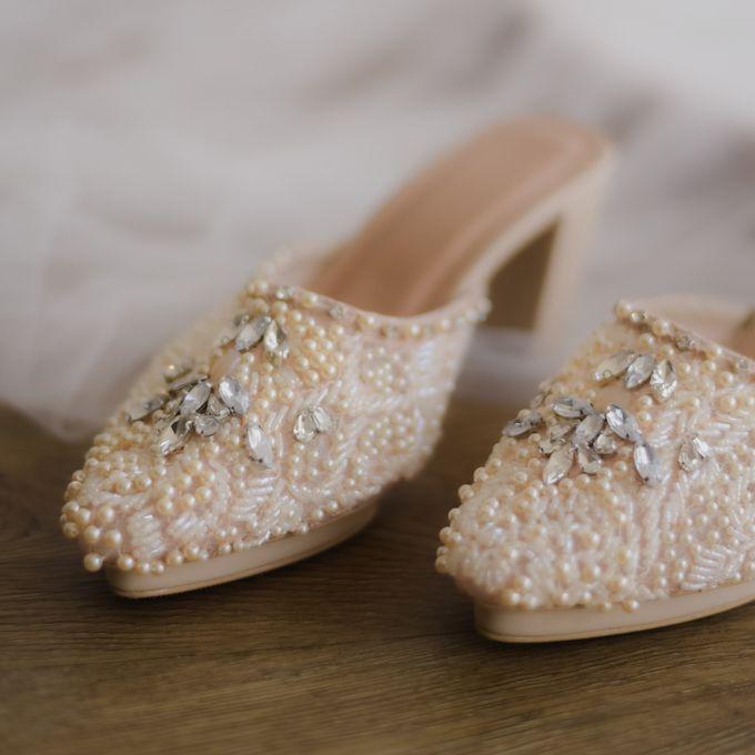 Bridal Shoes I by ESMEE Studio - 003