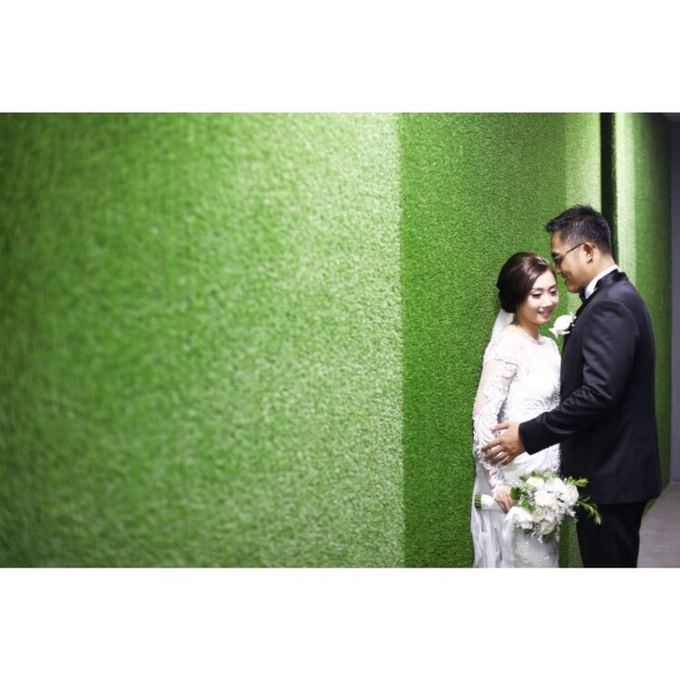 The Wedding of David & Louisa by Priceless Wedding Planner & Organizer - 002
