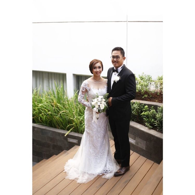 The Wedding of David & Louisa by Priceless Wedding Planner & Organizer - 004