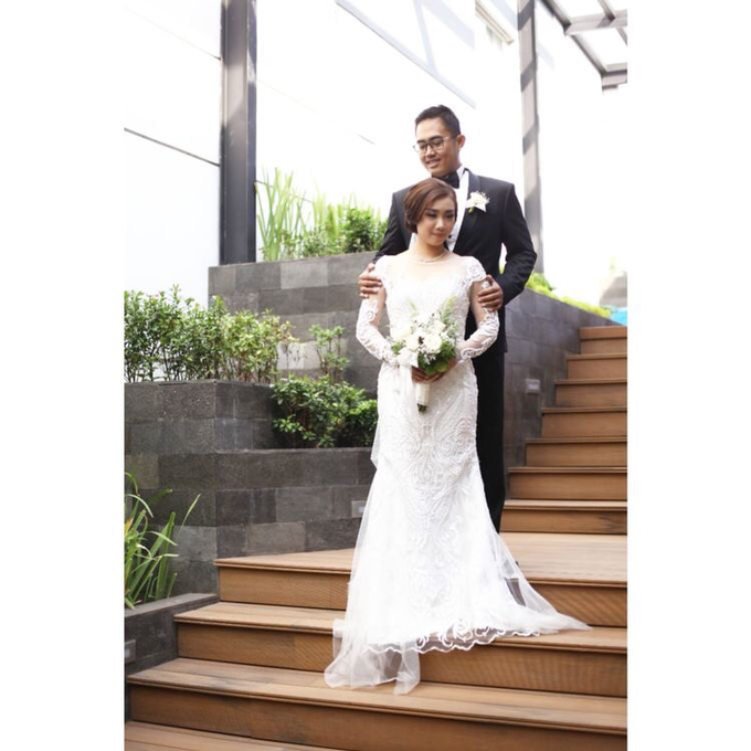 The Wedding of David & Louisa by Priceless Wedding Planner & Organizer - 003