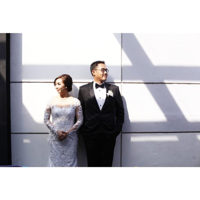 The Wedding of David & Louisa by Priceless Wedding Planner & Organizer - 006
