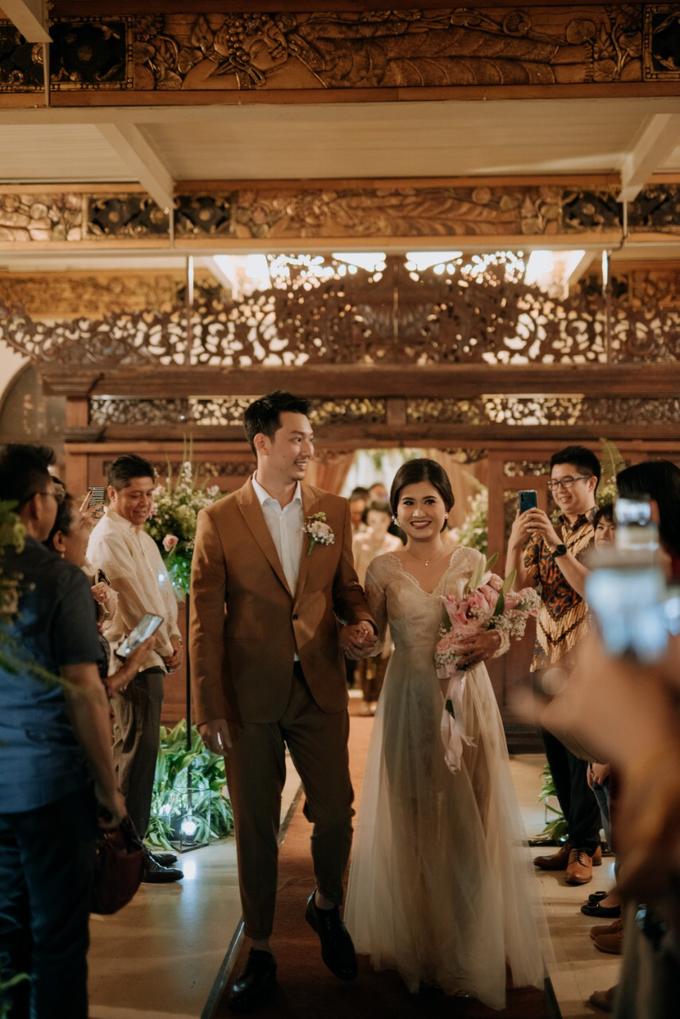 The Wedding of Aldisa by Rumah Sarwono - 001