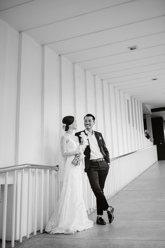 The Wedding of Rosanna and Marcel by Espoir Studio - 002