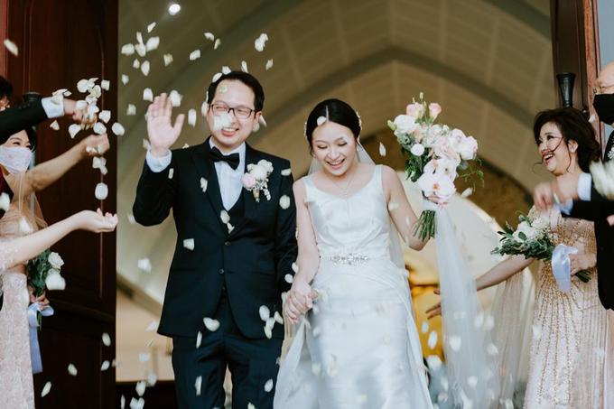 The Wedding of Maggie by Espoir Studio - 002