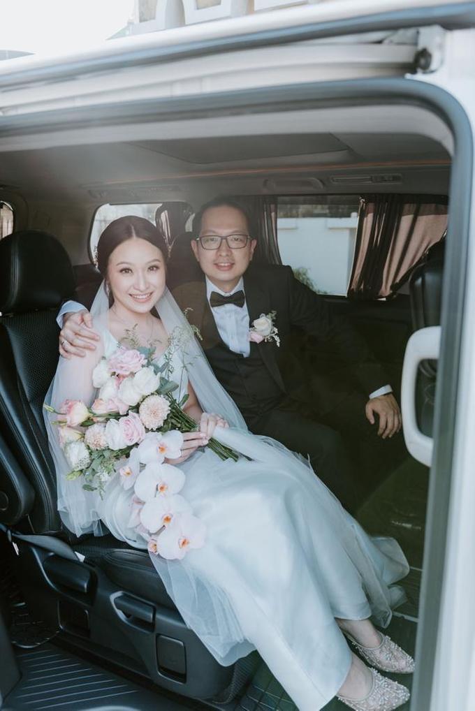 The Wedding of Maggie by Espoir Studio - 001