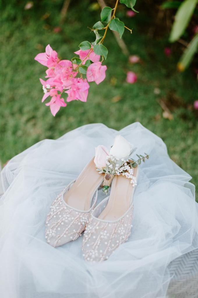 The Wedding of Maggie by Espoir Studio - 008