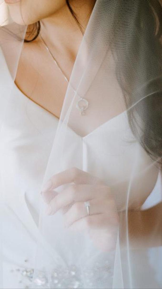 The Wedding of Maggie by Espoir Studio - 006
