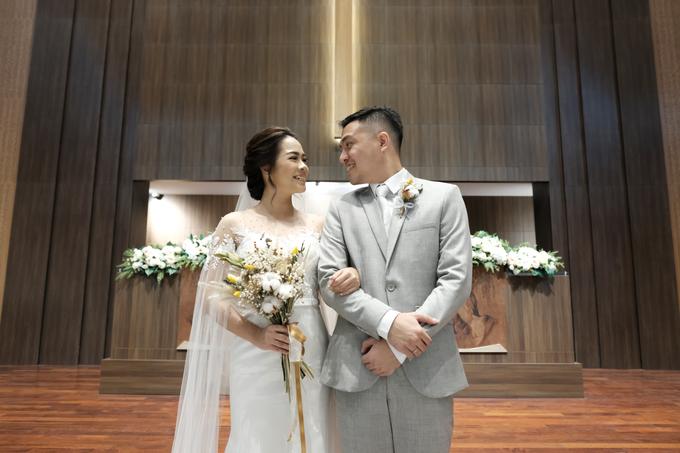 The Wedding of Benita by Espoir Studio - 001