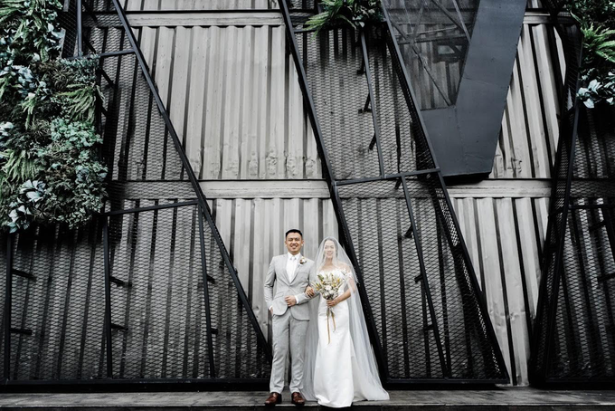 The Wedding of Benita by Espoir Studio - 006
