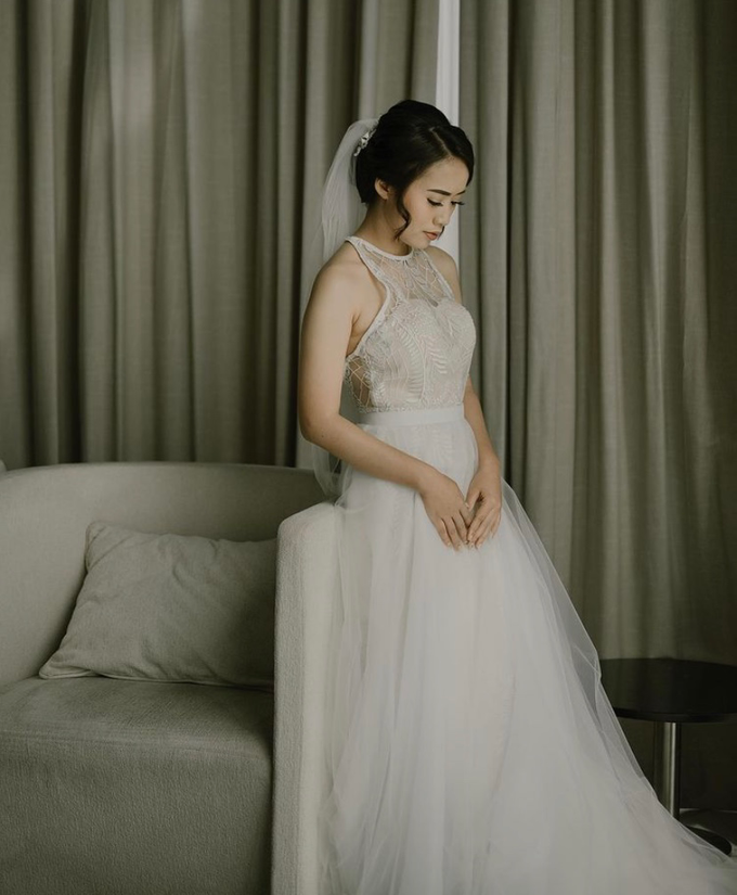 The Wedding of Stefani by Espoir Studio - 001