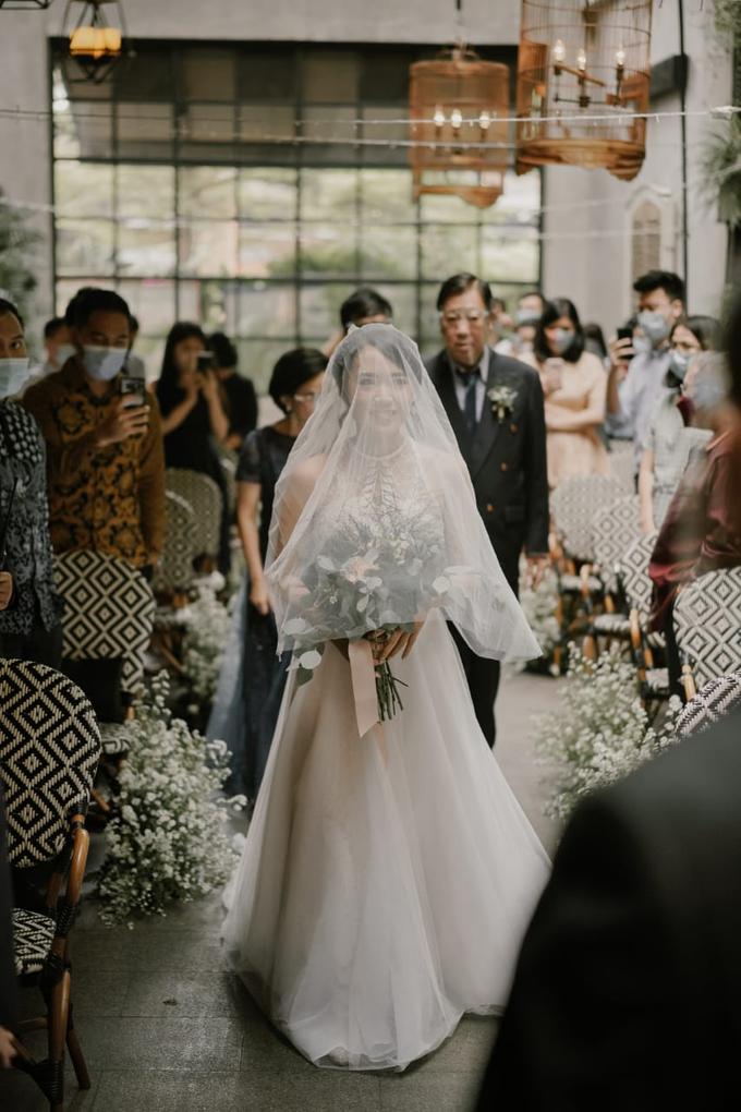The Wedding of Stefani by Espoir Studio - 003