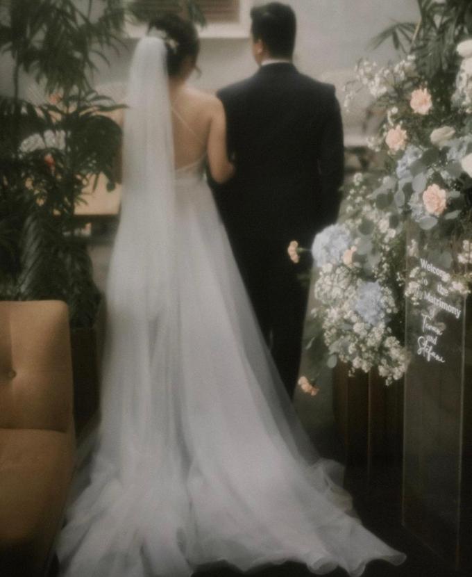 The Wedding of Stefani by Espoir Studio - 005