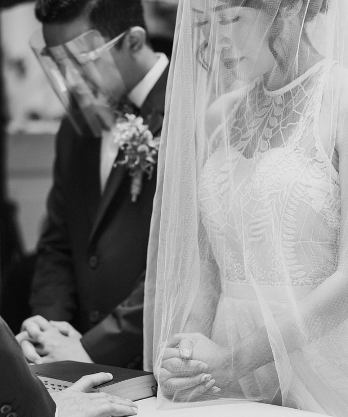 The Wedding of Stefani by Espoir Studio - 009
