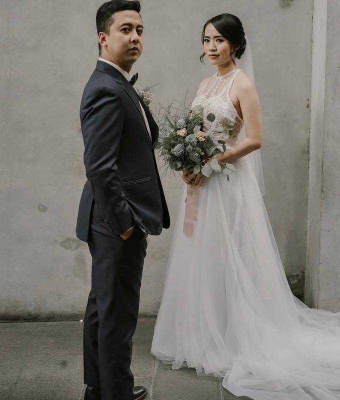 The Wedding of Stefani by Espoir Studio - 006
