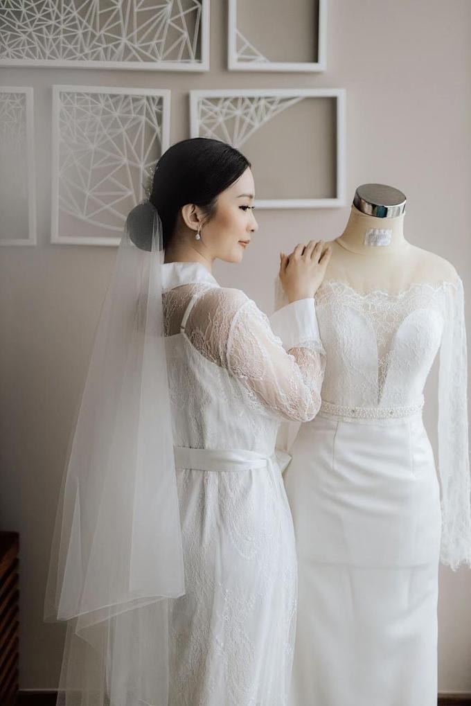 The Wedding of Melissa by Espoir Studio - 002