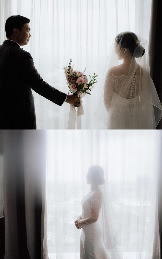 The Wedding of Melissa by Espoir Studio - 001