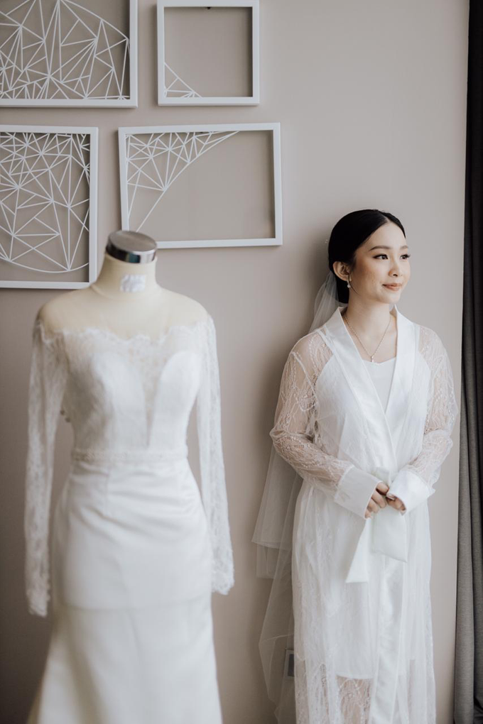The Wedding of Melissa by Espoir Studio - 006