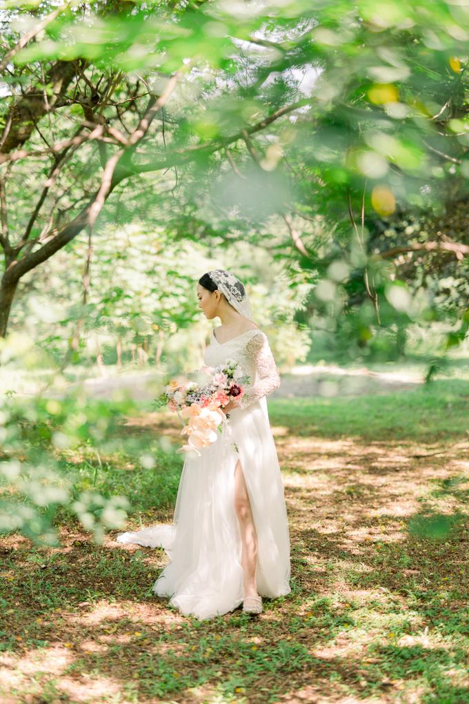 The Wedding of Diana caitilin and Sim F (1st look) by Espoir Studio - 007