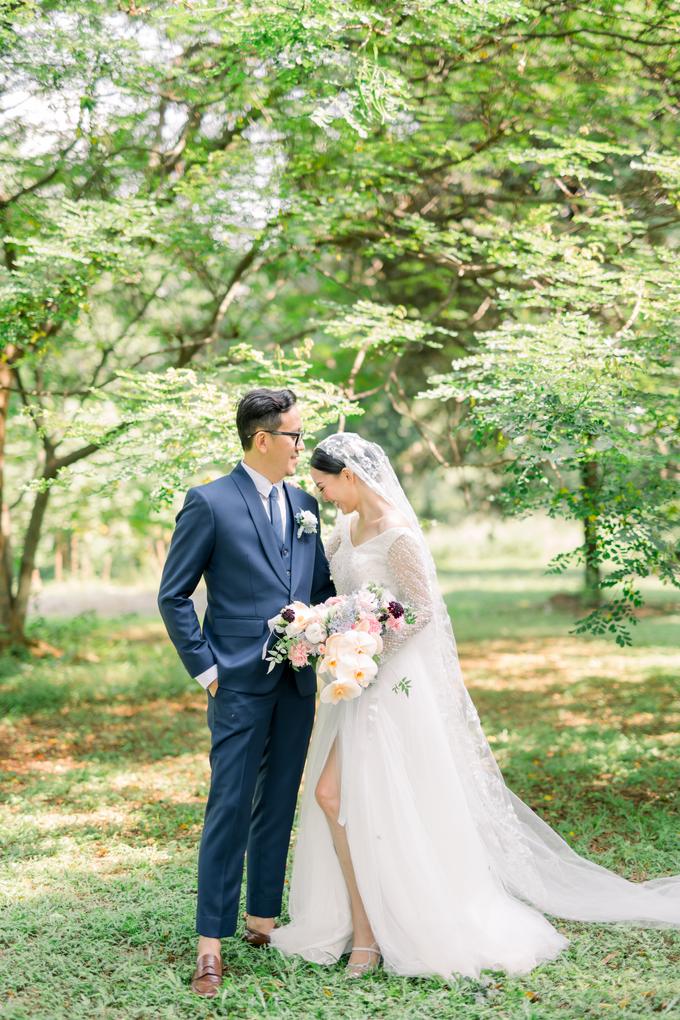 The Wedding of Diana caitilin and Sim F (1st look) by Espoir Studio - 008