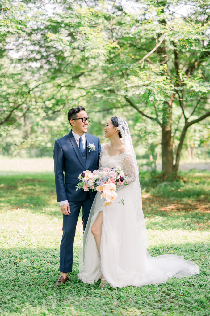 The Wedding of Diana caitilin and Sim F (1st look) by Espoir Studio - 009