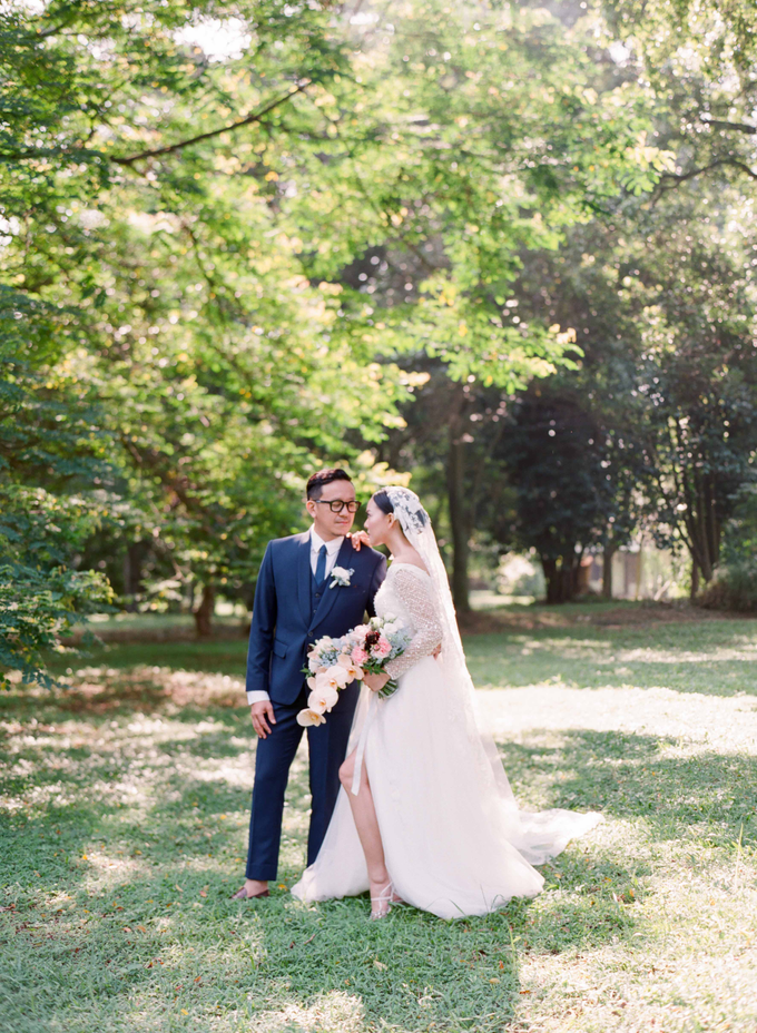 The Wedding of Diana caitilin and Sim F (1st look) by Espoir Studio - 011