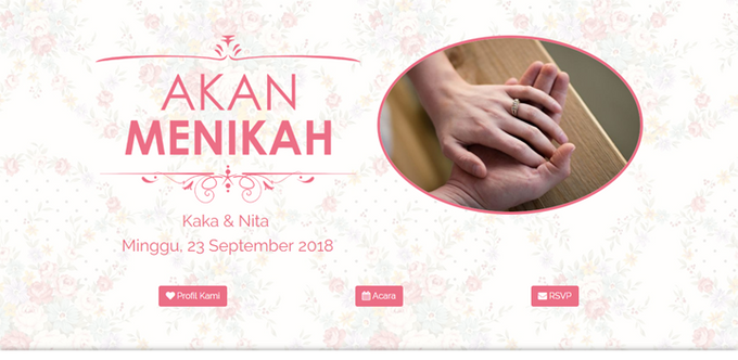 Design Undangan Online by Esrive Invitation - 002