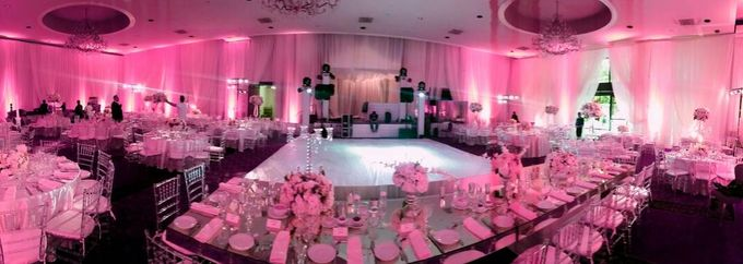 Moroccan Wedding by Pärdē Productions - Parde Productions Event Lighting Los Angeles & Special Effects - 007