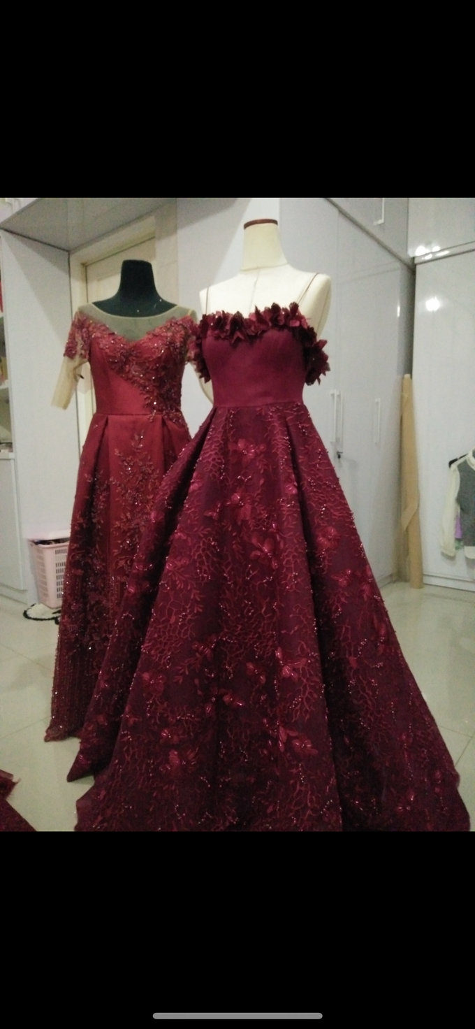 Wedding of Liliana and Irfan by Esselia_Atelier - 004