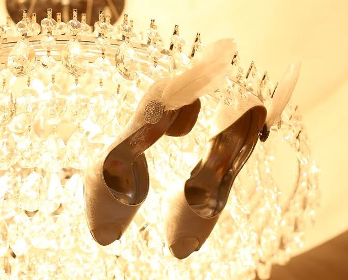 Bridal Shoe Close Ups by Christy Ng Shoes - 026