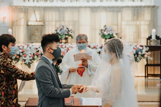 Wedding of Leo & Christine by Jethrotux - 001