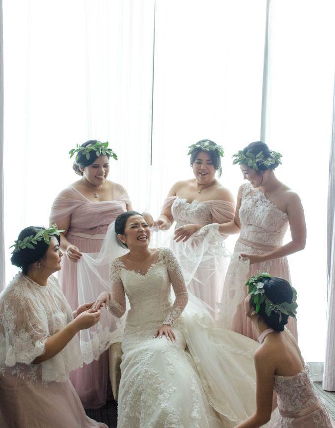 Wedding Day of Hendri & Lisa by Edelweis Organizer - 012